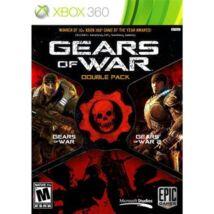 Gears Of War Double Pack (1 & 2) (18) Xbox 360 (használt)