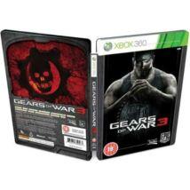 Gears of War 3 fémdobozos Xbox 360 (használt)