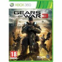Gears of War 3 Xbox One Kompatibilis Xbox 360 (használt)