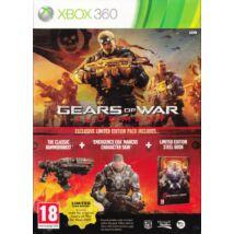Gears of War Judgement Limited Edition fémdobozos Xbox 360 (használt)