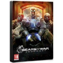 Gears of War Judgement fémdobozos Xbox 360 (használt)