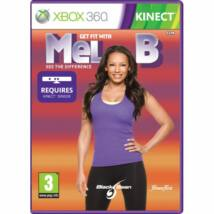 Get Fit with Mel B Xbox 360 (használt)
