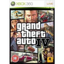 Grand Theft Auto 4 SE +Duffel Bag,Lock Box & Keys,OST,Art Book Xbox 360 (használt)