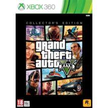 Grand Theft Auto V (5) Collector's Ed. Xbox 360 (használt)