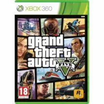 Grand Theft Auto V (5) Xbox 360 (használt)
