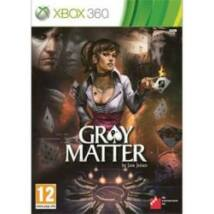 Gray Matter Xbox 360 (használt)