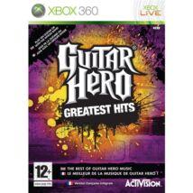 Guitar Hero - Greatest Hits Xbox 360 (használt)