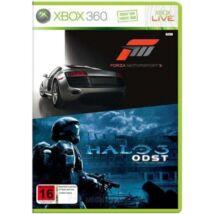 Halo 3 ODST + Forza 3 Xbox 360 (használt)