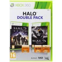 Halo Reach + Halo Anniversary Double Pack Xbox 360 (használt)