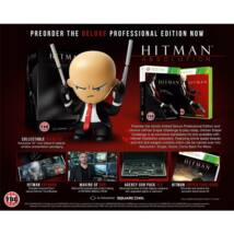 Hitman Absolution (18) Deluxe + Figure Xbox 360 (használt)
