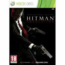 Hitman Absolution Professional Edition Xbox 360 (használt)