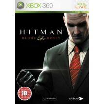 Hitman Blood Money Xbox One Kompatibilis Xbox 360 (használt)