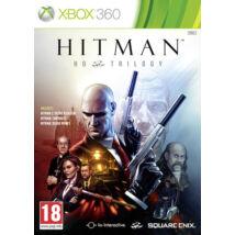 Hitman HD Trilogy Xbox 360 (használt)