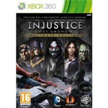 Injustice Gods Among Us Ultimate Ed Xbox 360 (használt)