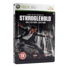 John Woo Presents Stranglehold fémdobozos Xbox 360 (használt)