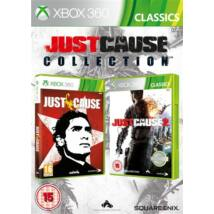 Just Cause 1 & 2 Collection Doublepack Xbox 360 (használt)