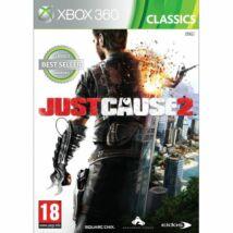 Just Cause 2 Xbox One Kompatibilis Xbox 360 (használt)