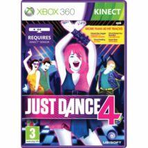 Just Dance 4 Xbox 360 (használt)