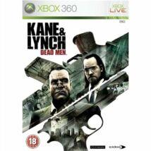 Kane & Lynch Dead Men Ltd Ed. (18) Xbox 360 (használt)