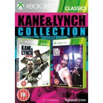 Kane and Lynch 1 and 2 Doublepack (18) Xbox 360 (használt)