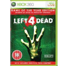 Left 4 Dead GOTY Xbox 360 (használt)