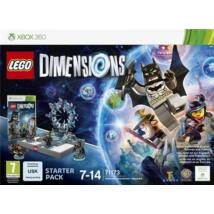 Lego Dimensions Starter Pack (Sealed Only) Xbox 360 (használt)