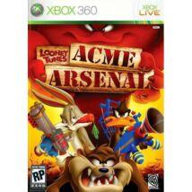 Looney Tunes: Acme Arsenal Xbox 360 (használt)