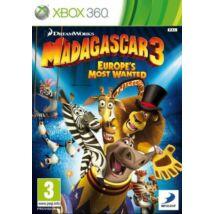 Madagascar 3 Europe's Most Wanted Xbox 360 (használt)