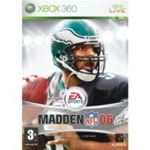 Madden 06 Xbox 360 (használt)