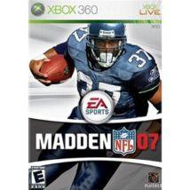 Madden NFL 07 Xbox 360 (használt)