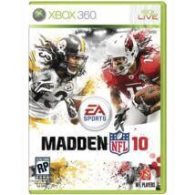Madden NFL 10 Xbox 360 (használt)