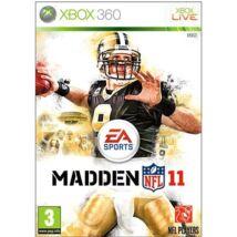 Madden NFL 11 Xbox 360 (használt)