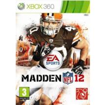 Madden NFL 12 Xbox 360 (használt)