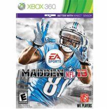Madden NFL 13 Xbox 360 (használt)