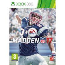 Madden NFL 17 Xbox 360 (használt)