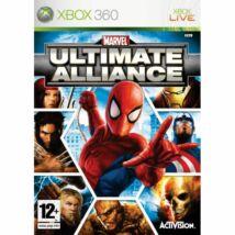 Marvel: Ultimate Alliance Xbox 360 (használt)