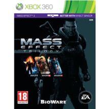 Mass Effect Trilogy Xbox 360 (használt)
