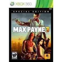Max Payne 3 Collector's Edition Xbox 360 (használt)