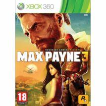 Max Payne 3 Xbox 360 (használt)