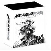 Metal Gear Rising Revengeance Ltd Ed Xbox 360 (használt)