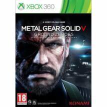 Metal Gear Solid 5 Ground Zeroes Xbox 360 (használt)