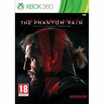 Metal Gear Solid 5 The Phantom Pain Xbox 360 (használt)