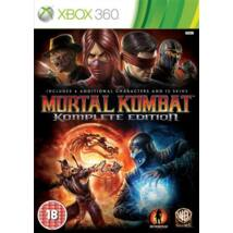 Mortal Kombat (18) Kollector's Edition Xbox 360 (használt)