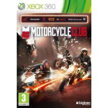 Motorcycle Club Xbox 360 (használt)