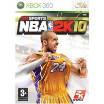 NBA 2K10 Xbox 360 (használt)