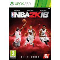 NBA 2K16 Xbox 360 (használt)
