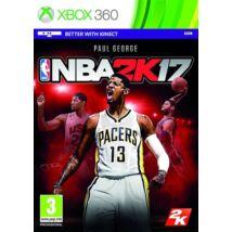 NBA 2K17 Xbox 360 (használt)