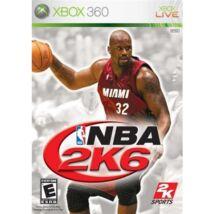 NBA 2K6 Xbox 360 (használt)