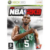 NBA 2k9 Xbox 360 (használt)