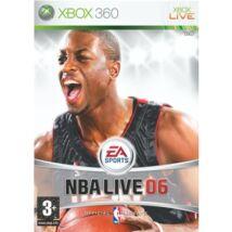 NBA Live 06 Xbox 360 (használt)